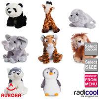 Aurora Destination Nation WILDLIFE PLUSH Cuddly Soft Toy Teddy Gift New Baby