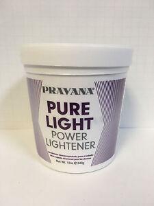 PRAVANA PURE LIGHT POWDER LIGHTENER - 12oz