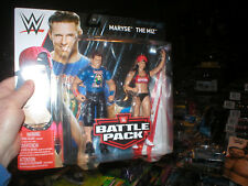 WWE BATTLEPACK SERIES THE MIZ AND MARYSE, NEVER OPENED