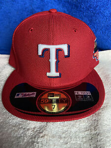 Texas Rangers 2014 MLB All Star Workout Day Cap (Size 7) ( New)