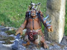 The Ogre Spawn The Dark Ages McFarlane Toys Todd McFarlane 1999 - Loose Complete