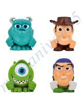 Mashems. A set of 4 toys. Buzz Lightyear. Sheriff Woody. DISNEY. Anti-stress