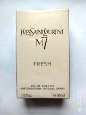 Extra RARE Yves Saint Lauren M7 FRESH 50ml Eau de Toilette, SEALED BOX Vintage