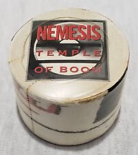 Vintage 1993 Nemesis Temple Of Boom Promo Towel 90s Hip Hop Rap Sealed Nos Rare