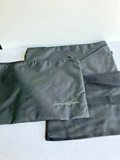 Samantha Brown Wash Me 3 Piece Set Black Travel Wear And Wash Bags