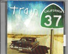 CD ALBUM 11 TITRES--TRAIN--CALIFORNIA 37--2012