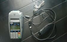 FIRST DATA FD50 CREDIT CARD MACHINE READER TERMINAL FirstData FD-50