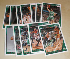 2016 2017 BOSTON CELTICS 20 Card Lot w/ HOOPS Team Set (14) 2016-17 Players