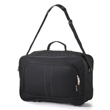 Carry On Hand Luggage Flight Duffle Bag, Airport Approved Personal Item, 16 Inch
