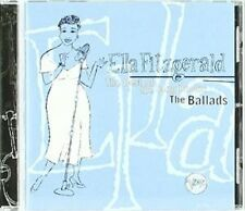 The Best Of The Song Books: The Ballads [Audio CD] Ella Fitzgerald - SIGILLATO