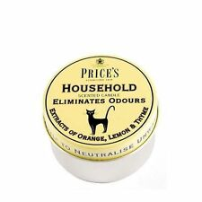 Prices Household Scented Candle Tin Lid Eliminates Odours Pet Odour Fabric