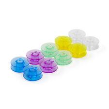 Pfaff Plastic Bobbins Pack Of 10 (9033PQW)