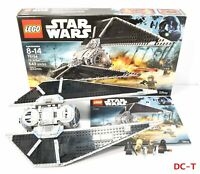 LEGO Star Wars TIE Striker 75154 Complete? w/ Box,Manuals,Minifigs Retired
