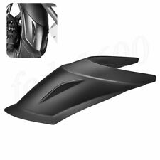 Black Front Fender Extension Motorcycle Mudguard Flap Extender For BMW R1200GS