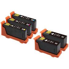 5 Pack 100 XL Ink Cartridges for Lexmark Pinnacle Pro901 Platinum Pro905 Printer