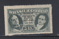 BRAZIL 1942 New Constitution Sc C47 Complete Mint Never Hinged