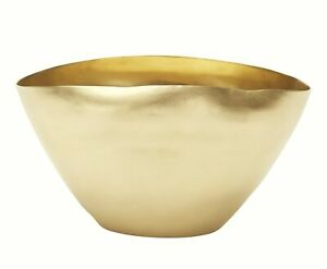 Tom Dixon Brass Mini Bash Vessel Bowl