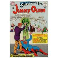 Superman's Pal Jimmy Olsen (1954 series) #87 in F minus cond. DC comics [*ug]