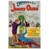 Superman's Pal Jimmy Olsen (1954 series) #87 in F minus cond. DC comics [*ug]