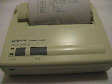 Seiko DPU-414 Thermodrucker, generalüberholt