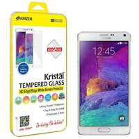 For Samsung GALAXY Note 4 Tempered Glass Edge to Edge HD White Screen Protector