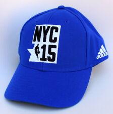 2015 NBA ALL-STAR GAME New York City NYC 15 adidas OSFA Baseball Cap Hat NWT