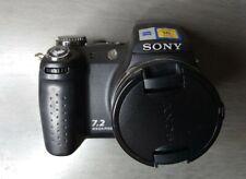 Sony Super Steadyshot DSC-H5 Camera - Black