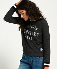 Superdry Womens Brentwood Sweater Size XL