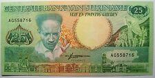 - Très beau billet - SURINAM - 25 Gulden - 1988 - Neuf -