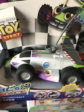 Toy Story RC's Racer Buzz Lightyear Racer car Vehicle RETIRED BRAND NIB