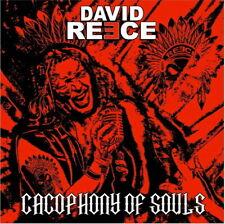 REECE Cacophony Of Souls CD 2020 (Hard Rock) ex ACCEPT, BONFIRE, BANGALORE CHOIR