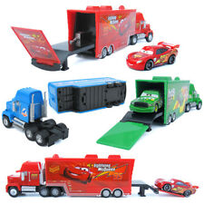 Car Toys Mcqueen Mack Trucks & Racers Metal Toy Car 1:55 Loose Kids Baby Toys