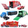 Cars Kids Toys Lightning Mcqueen Mack Trucks & Racers 1:55 Loose DIE-CAST AUTO