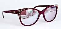 Versace Damen  Sonnenbrille  VE4270 5067/7V  56mm magenta gold Strass 426 55