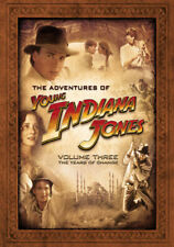 The Adventures of Young Indiana Jones: Volume 3, The Years of Change (DVD,2008)