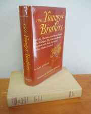 THE YOUNGER BROTHERS Their Life & Character by A C Appler, 1955 in DJ, Illus