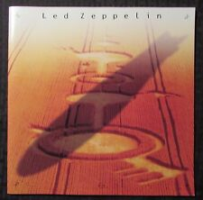 1990 Led Zeppelin ‎– Led Zeppelin (6-Lp Set) 36pg Booklet Only Vf 8.0