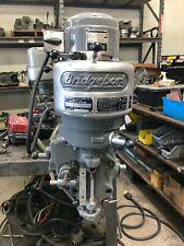 Bridgeport Step Pulley Milling Machine Head  -  FULLY REBUILT!!!