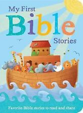 My First Bible Stories (2016, Board Book)