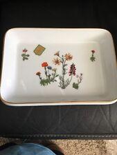 Lourioux le faune Wildflower Baking Dish 13 X9