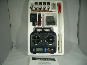 HITEC DIGITAL PROPORTIONAL RADIO CONTROL SYSTEM X FM FLASH 5 NO RECEIVER