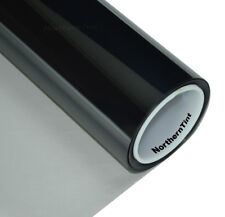 "24""x10' Window Tint Roll 70% vlt Very Light Ch. Black High Performance Car Film"
