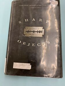 Sharp Objects Gillian Flynn 2006 Hardcover Great Book Book is in Great Condition