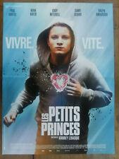 Plakat Les Kleine Prinzenzepter Vianney Lebasque Eddy Mitchell 40x60cm