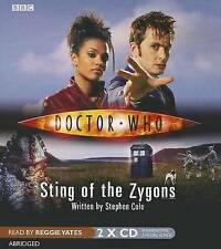 Doctor Who  Sting of the Zygons by Stephen Cole (CD-Audio, 2014)