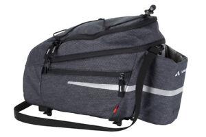 Vaude Gepäckträgertasche Silkroad L Melange Snap-IT Sondermodell Fahrradtasche