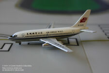 Aeroclassics Air Great Wall Boeing 737-200 in Old Color Diecast Model 1:400