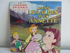 BO Serie TV Dans les alpes avec Annette VALERIE 11135