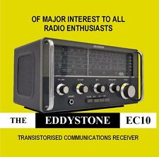 Eddystone EC10 - DVD - HF Communications Receiver - Shortwave Radio
