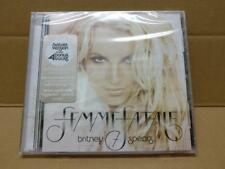 New Sealed Britney Spears Femme Fatale Mega Rare 2011 Singapore CD FCB853B